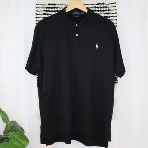 Polo Ralph Lauren Men's Pima Cotton Polo Shirt 017